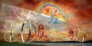 Ezekiels throne