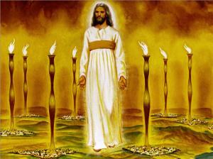 Christ Among the Churchs
