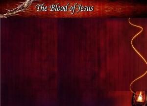Blodd of Jesus