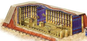 Interior of Sactuary