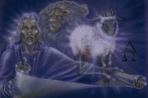 Jesus Slain Lamb