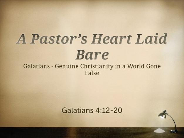 Pastor heart