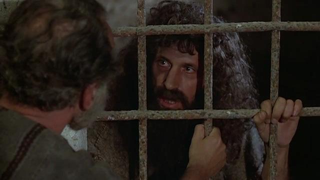 John in Prison