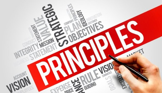 principles and statements