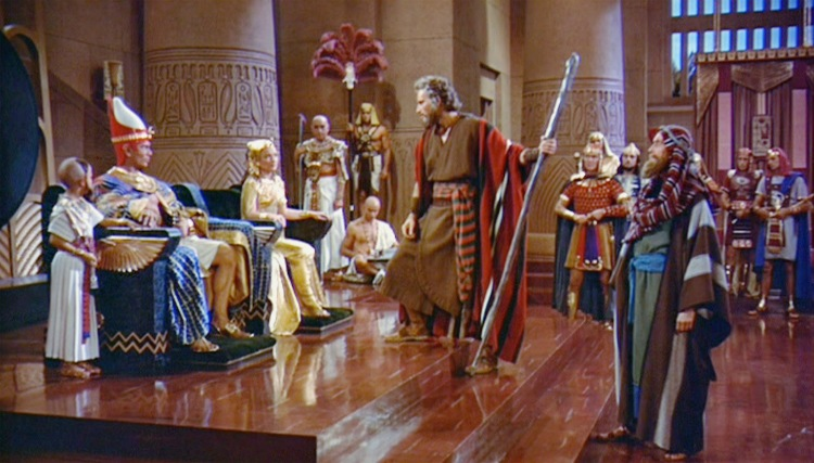 Moses-and-Pharaoh