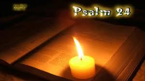 Psalm 24.1