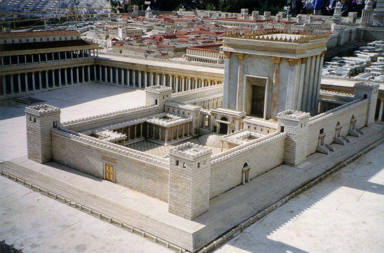 model-of-herods-temple