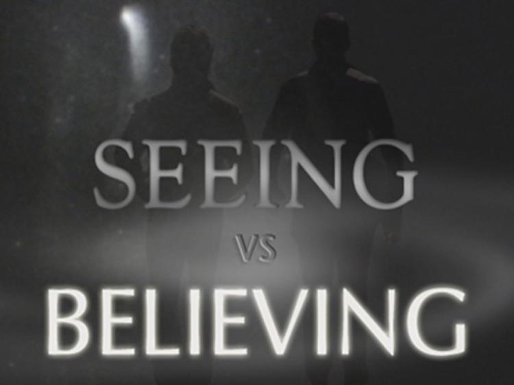 BelievingSeeing