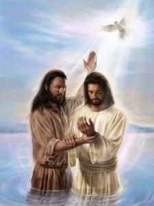 Baptism of Jeus