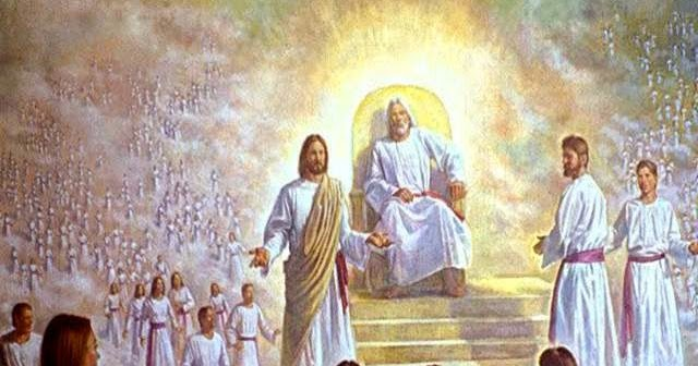 JESUS INTERCESSOR